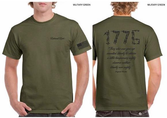 Redneck Rich 1776 OG Tee