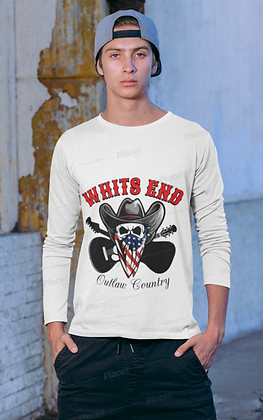 WHITS END Unisex Long Sleeve T-Shirt