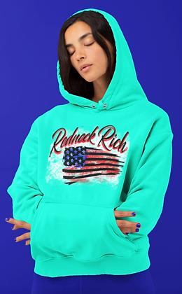 Redneck Rich Unisex Hoodie