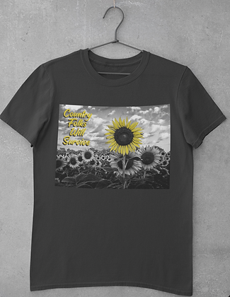 Country Folks Will Survive, Sunflower