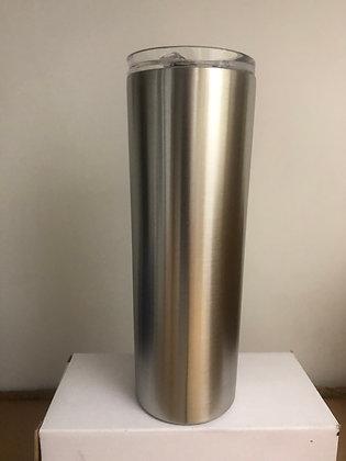 20 oz Skinny Stainless Steel Tumbler
