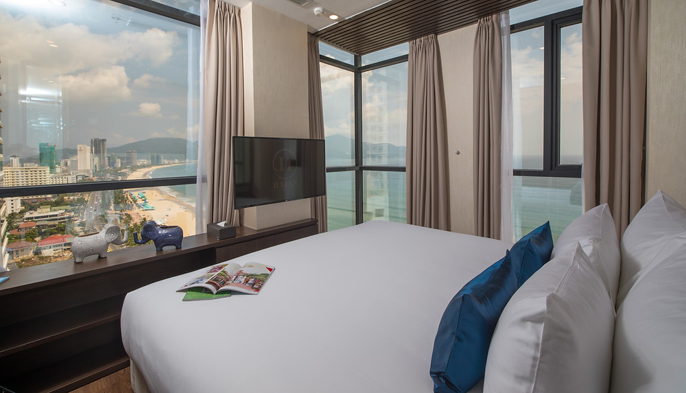 The reason why HAIAN Beach Hotel & Spa is the favorite hotel of travelers to Danang