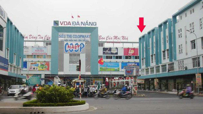 Shopping mall in Da Nang Co.op Mart
