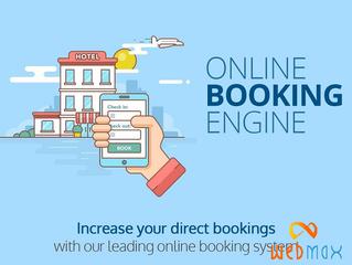 8 Lý Do Khách Sạn Cần Một Công Cụ Đặt Phòng Trực Tuyến Độc Lập (Hotel Booking Engine)