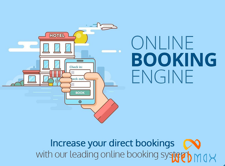 Booking Engine khach san