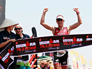 2019 IRONMAN 70.3 ASIA - PACIFIC CHAMPIONSHIP WILL BE HELD IN DA NANG