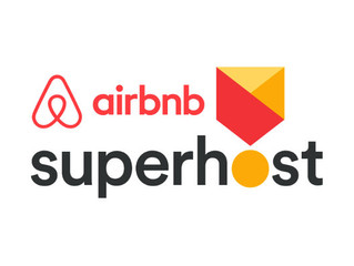 Chou's Home Proudly Get The Super Host Reward from Airbnb