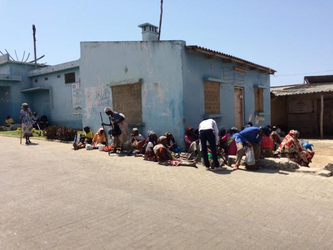 Project Mozambique