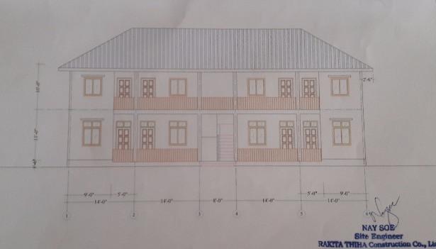 Neues Personalhaus für Mittarwaddi