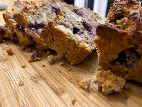 Ultra gezonde ontbijt cake voor de spierballen!