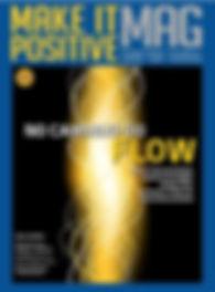 Capa edição revista Make it Positive