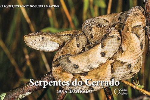 Serpentes do Cerrado – Guia Ilustrado