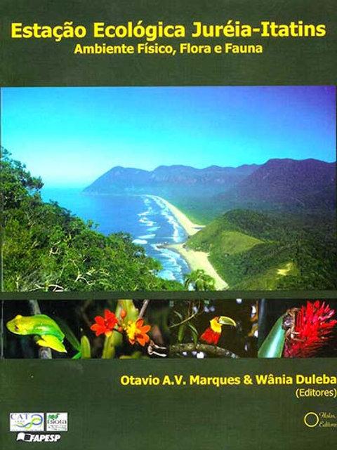 Estação Ecológica Jureia-Itatins – Ambiente Físico, Flora e Fauna