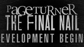 Pageturner 3 Development Marathon Begins