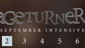 Pageturner 3 - September Intensive (Day 2)