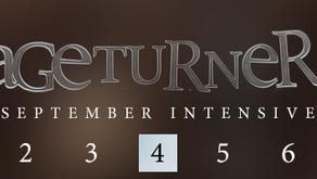 Pageturner 3 - September Intensive (Day 4)