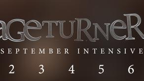 Pageturner 3 - September Intensive (Day 1)