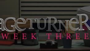 Pageturner 3 - Week Three