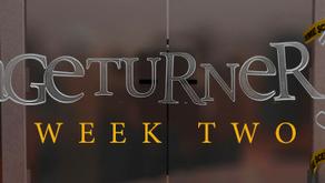 Pageturner 3 - Week Two