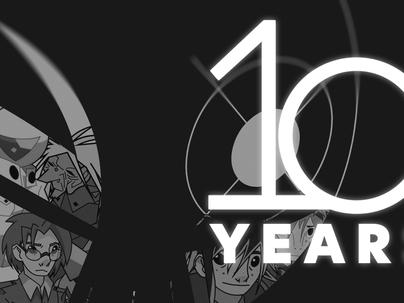 LockedOn Ten Year Anniversary