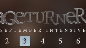 Pageturner 3 - September Intensive (Day 3)