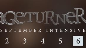 Pageturner 3 - September Intensive (Day 6)
