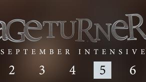 Pageturner 3 - September Intensive (Day 5)
