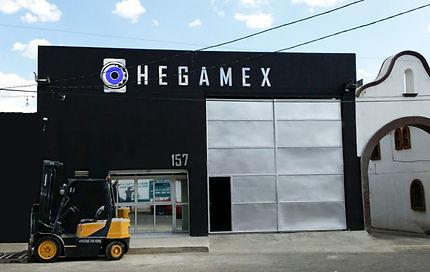 Fábrica Hegamex Equipos en Atotonilco el Alto, Jalisco. Instalaciones planta 1