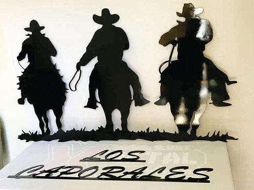 3 Vaqueros