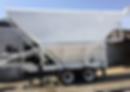 Silo portátil de 32 toneladas para concreto