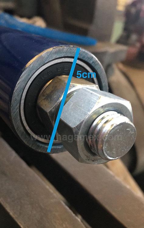 Rodillo de carga para banda cargadora