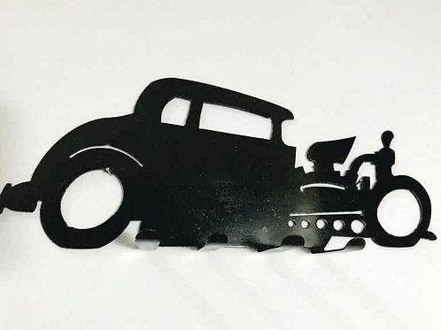 Portallaves Auto Clásico 4