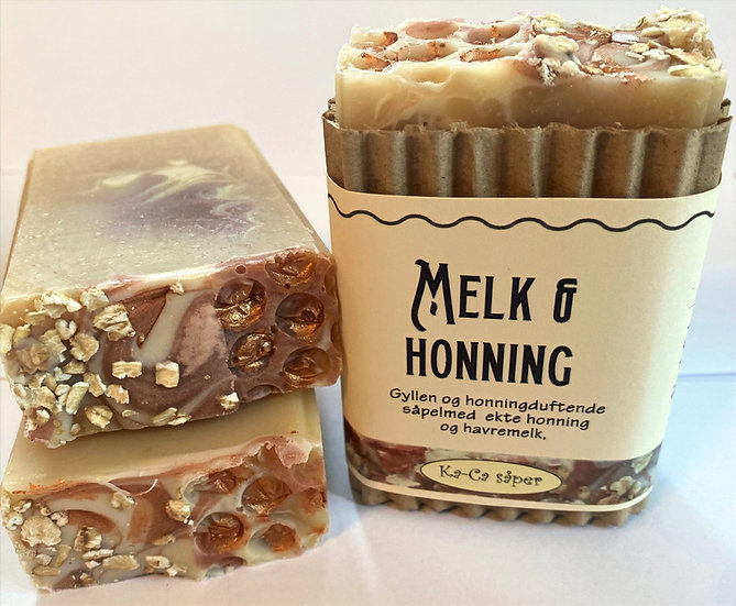 Melk & Honning