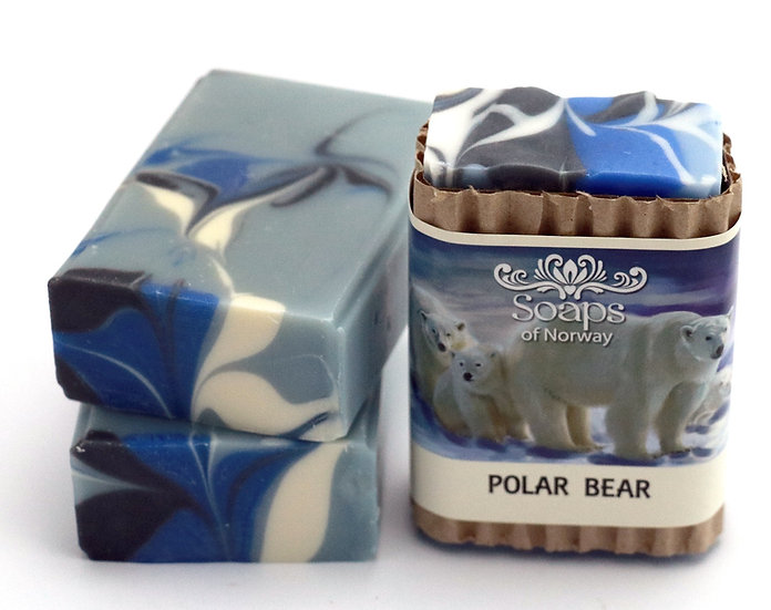 Polar Bear – såpe