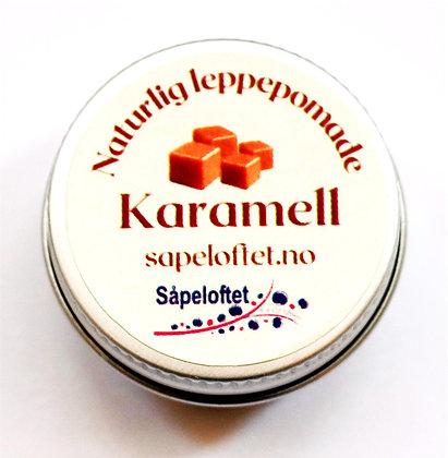 Karamell - leppepomade 10 pkn
