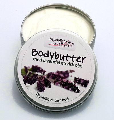 Bodybutter - lavendel - 5 pkn.