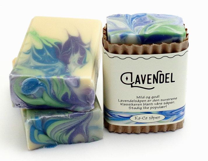 Lavendel – såpe