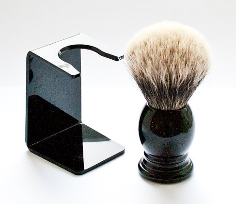 Barberkost - grevlingbust (finest badger) per stk.