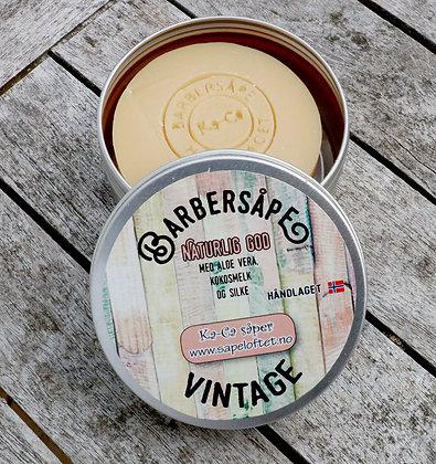 Vintage barbersåpe 5-pkn