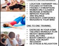 Women's Exercise Class