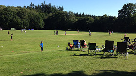 Annual Village Cricket and Croquet day