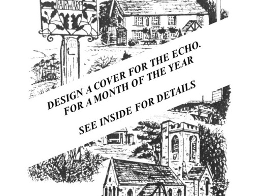 Fairwarp Echo - January - Design the Echo Cover Competition