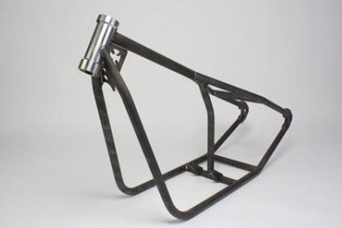 Hard up Choppers Hardtail Rigid Wormburner Frame for oil cooled GSXR Bandit
