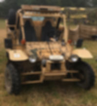 Tomcar springer military ATV