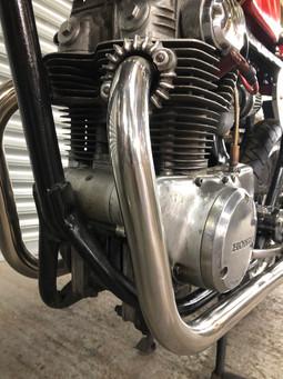 1971 Honda Read Titon CB350