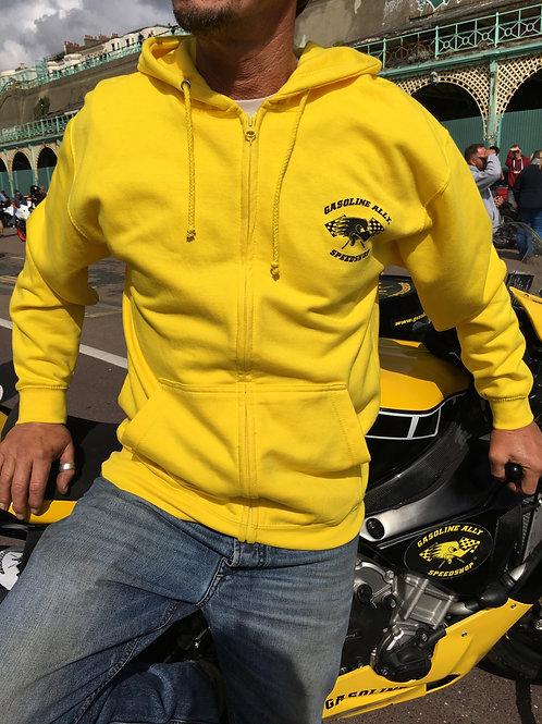 GAS Mens Zip up hoodie