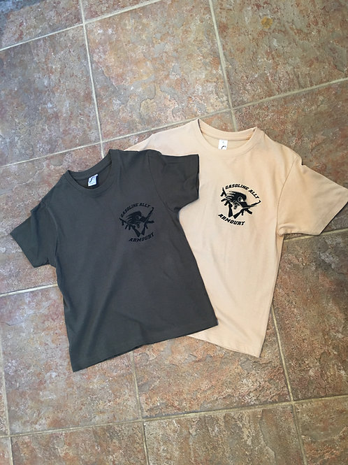 GAS Kids Armoury T-shirt