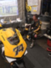 Gasoline ally speedshop superbike brands hatch