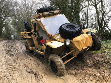 British army ATV
