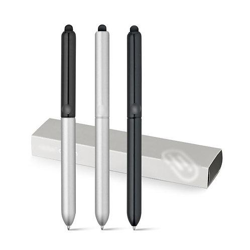 סילבר - עט טאצ' כדורי איכותי